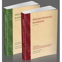 Megjegyezhető kandzsik (James W. Heisig - Rácz Zoltán), első és második kötet