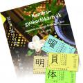 Kandzsi gyakorlókártyák (Shirokuma)