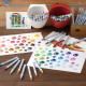 ZIG Clean Color Real Brush pen, színes ecsettoll, igazi ecset heggyel - 48 különböző színben (RB-6000)
