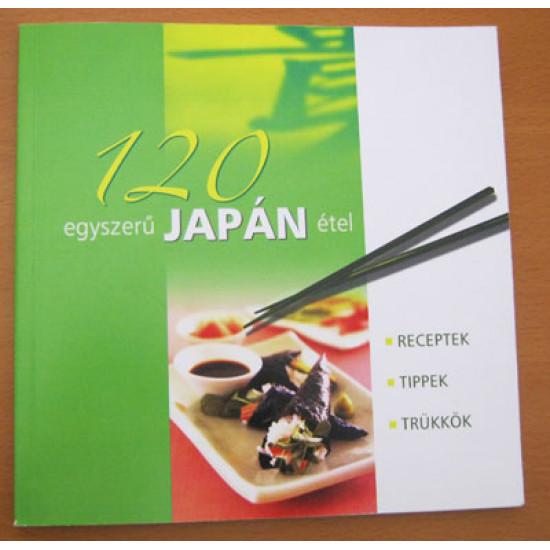 120 egyszerű japán étel (magyarul)