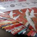 Origami és Washi