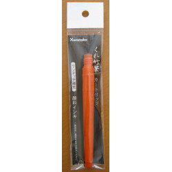 Tintapatron szár ecsettollhoz, narancssárga, No23 ecsettollhoz (DAN102-99)